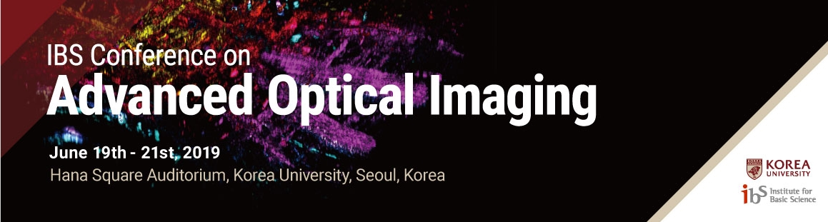 IBS Conference on Advanced Optical Imaging(June 19-21, 2019) 사진