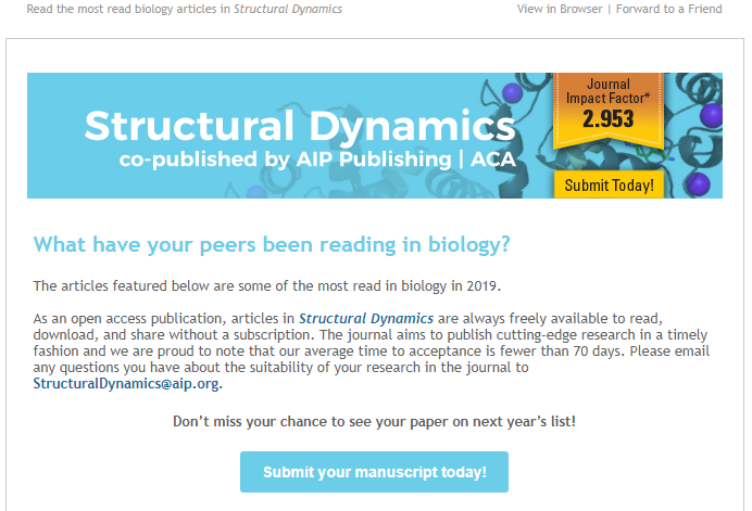 The paper has been highlighted in Structural Dynamics! 사진